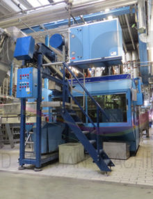 Used Tetra Pak aseptic PET processing and filling line 8