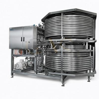 New Indirect UHT-Plants 4000 l/h