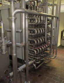 Alfa Laval® Steritube UHT plant 1