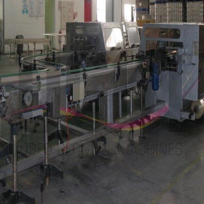 Hugo Beck shrink wrap machines Flexo 500S