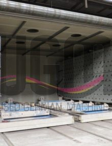 Double chamber drying plant 2