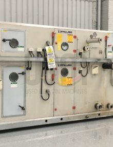 Zoppellaro sterile air unit CTA 114 5