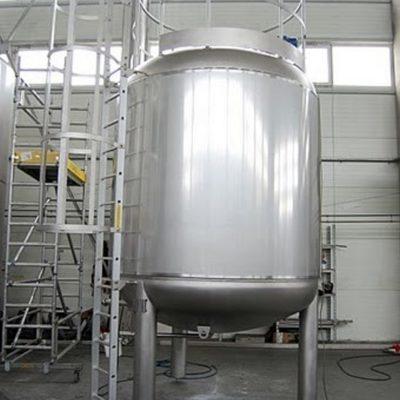 GAS 12000 LITER STERILE TANK