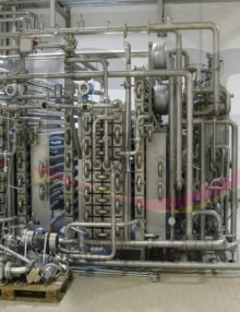 GEA Double Tube UHT Plant 1