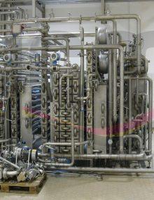 GEA Double Tube UHT Plant 1