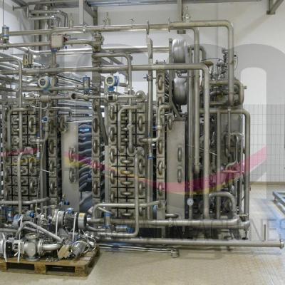 GEA Double Tube UHT Plant
