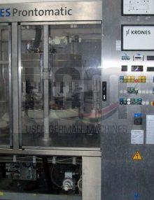 KRONES Prontomatic bottle labeling machine 1