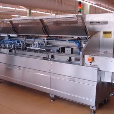 MULTIVAC T450 TRAY SEALER