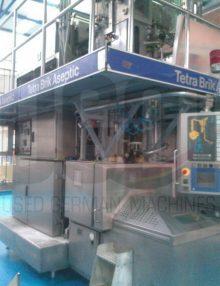 Tetra Pak TBA 19 200ml Filling Line 7