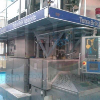Tetra Pak TBA 19 200ml Filling Line
