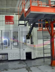 Used Sidel blow-moulder SBO 18 5