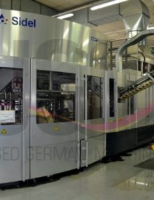 Used Sidel SBO 20 blow-moulder 7