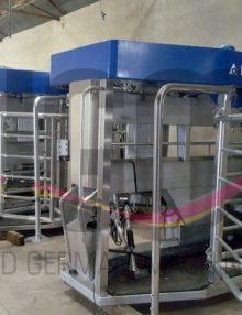 Milking System DeLaval 1