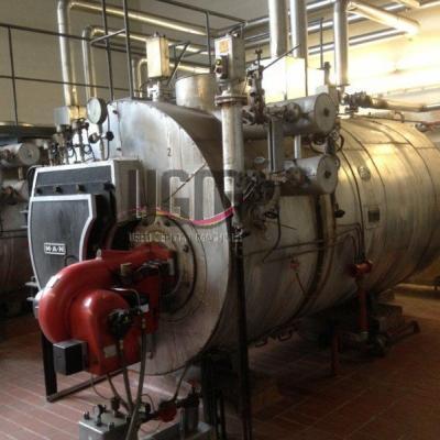 MAN Steam Boiler