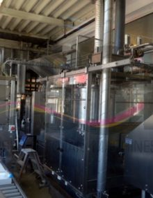 Used Milk pasteurisation & bottling Plant milk filling line 11