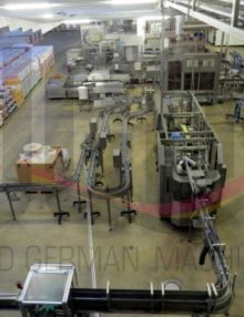 Used 2006 KHS Hotfill Line 6