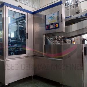 Used Cardboard Packer TCBP70 make Tetra Pak