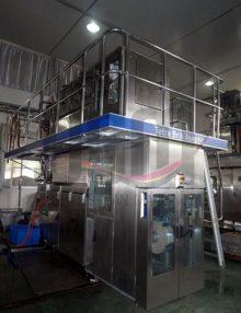 Used Tetra Pak TBA19 200ml Prisma filling machine 6