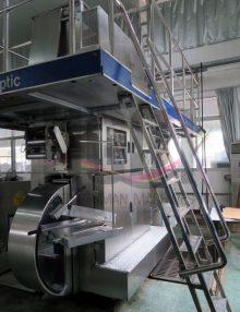 Tetra Pak TBA19 200 ml Base filling machine 5