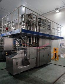 Used Tetra Pak TBA19 250 ml Prisma filling machine 8