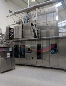 Tetra Pak TBA21 1000ml Prisma filling machine 9