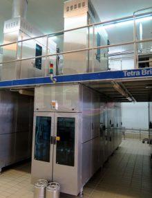 Tetra Pak TBA21 1000 ml Slim filling machine 8