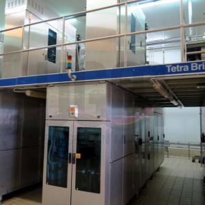 Tetra Pak TBA21 1000Slim filling machine