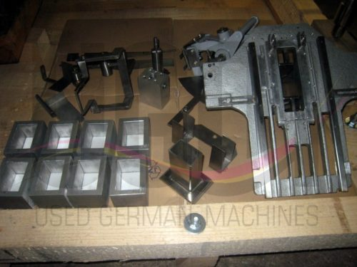 Butter-Forming-and-Wrapping-Maschine-Formatset