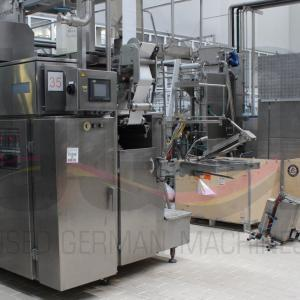 Used Tetra Pak TBA9 / 200 ml Slim filling line