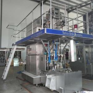 Used Tetra Pak® TBA 19 / 200 ml Base filling line