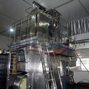 Used Tetra Pak® TBA 8 / 500 Slimline filling machine