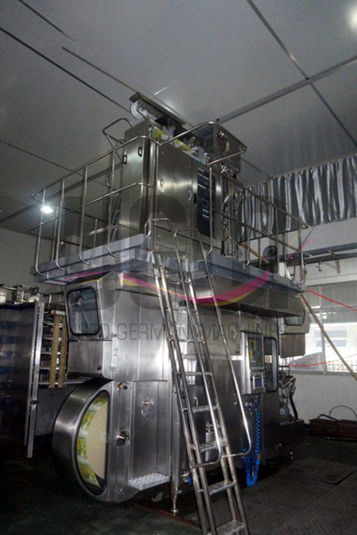Used Tetra Pak® TBA 8 / 500 Slimline filling machine 2