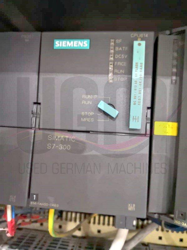 Used aseptic SIG Combibloc filling machine CFA 606-02 | UGM