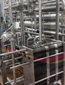 Used GEA Fully Automatic Reverse Osmosis Plant 4