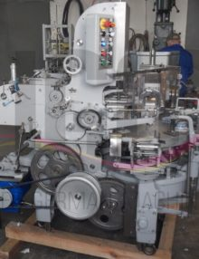 USED BUTTER FORMING & WRAPPING MACHINE 4