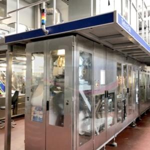 Used Tetra Pak® A3/Flex 300V 1000ml Edge filling line