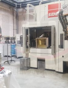 USED SIDEL BLOW-MOULDER SBO 14 28mm 6