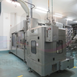 Used Krones filling line for cans