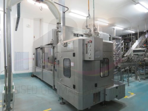 Used Krones filling line for cans 1