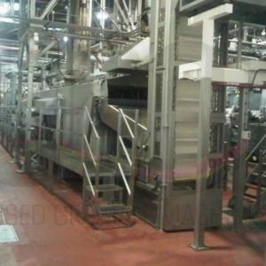 Gebrauchte Heat & Control Kartoffelchips Anlage zu verkaufen